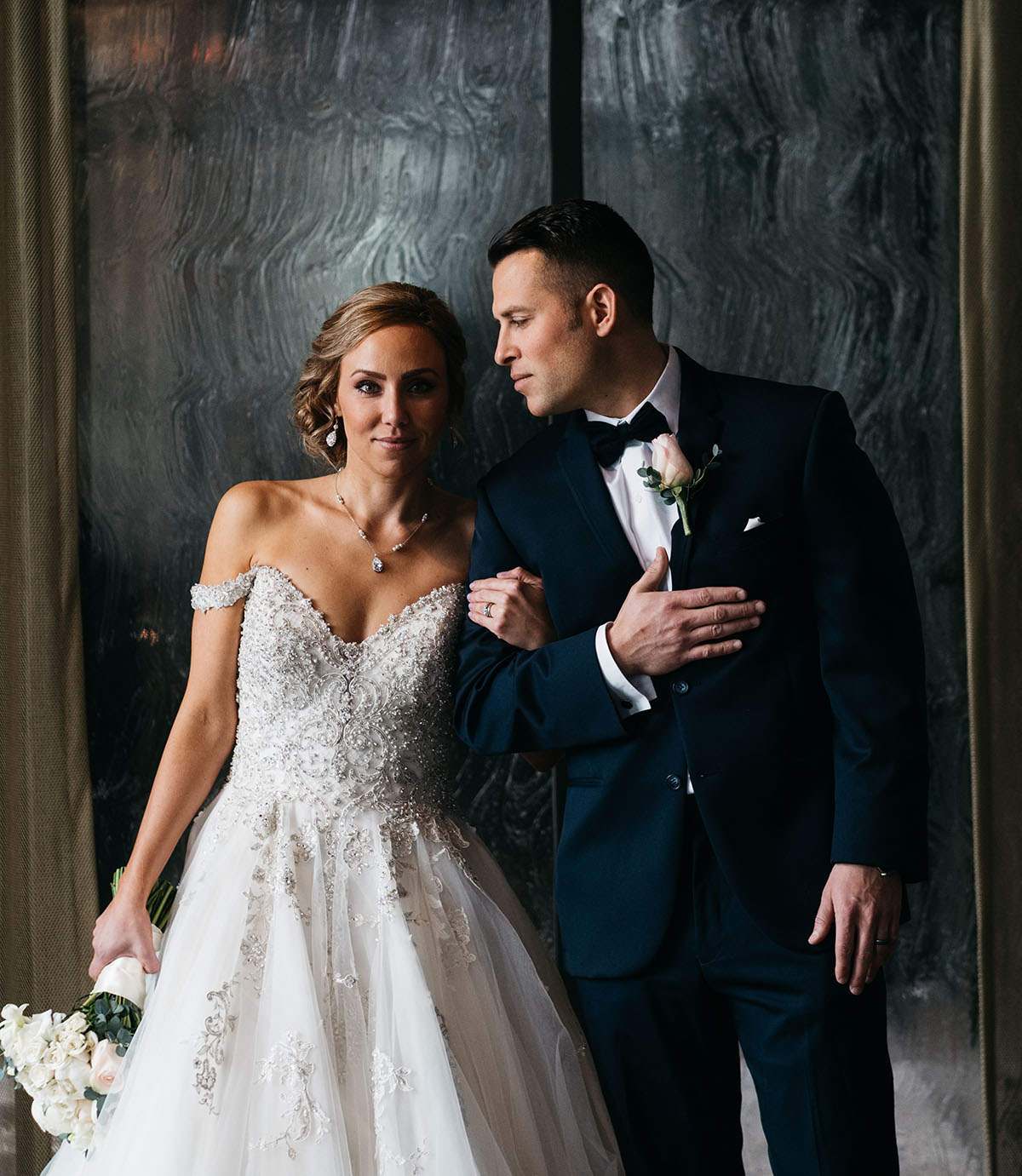 bride-and-groom-tux